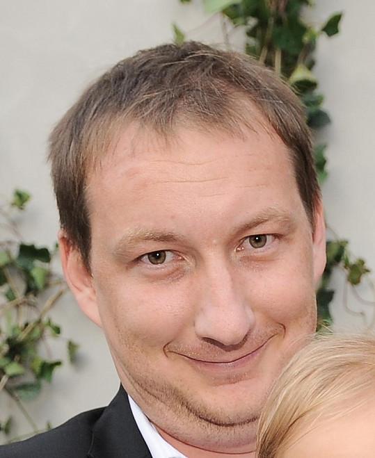 Michal Exner, nový přítel Michaely Ochotské
