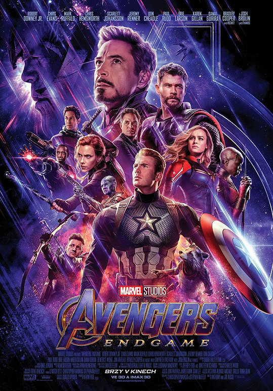 Takhle herci vypadají ve filmu Avengers: Endgame