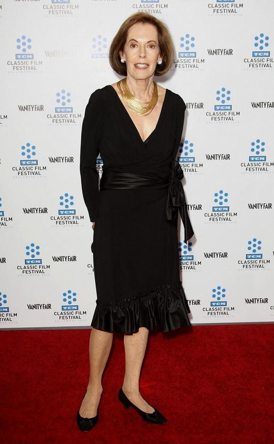 Susan Kohner na fotce z roku 2010