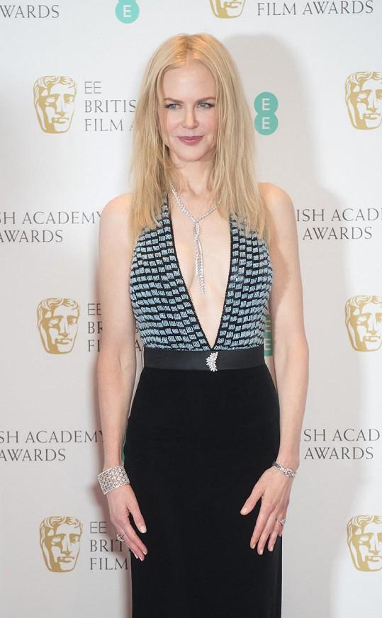 Nicole Kidman má těsně před padesátkou postavu jako topmodelka.