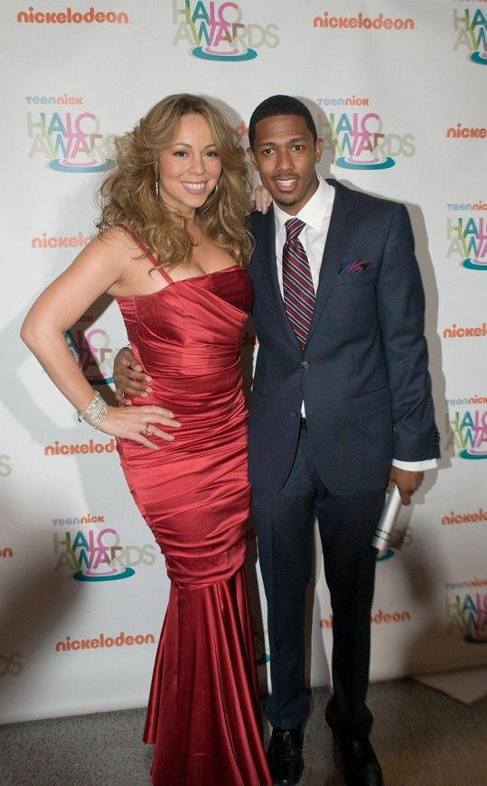Mariah Carey a Nick Cannon se před sňatkem znali jen pár týdnů.