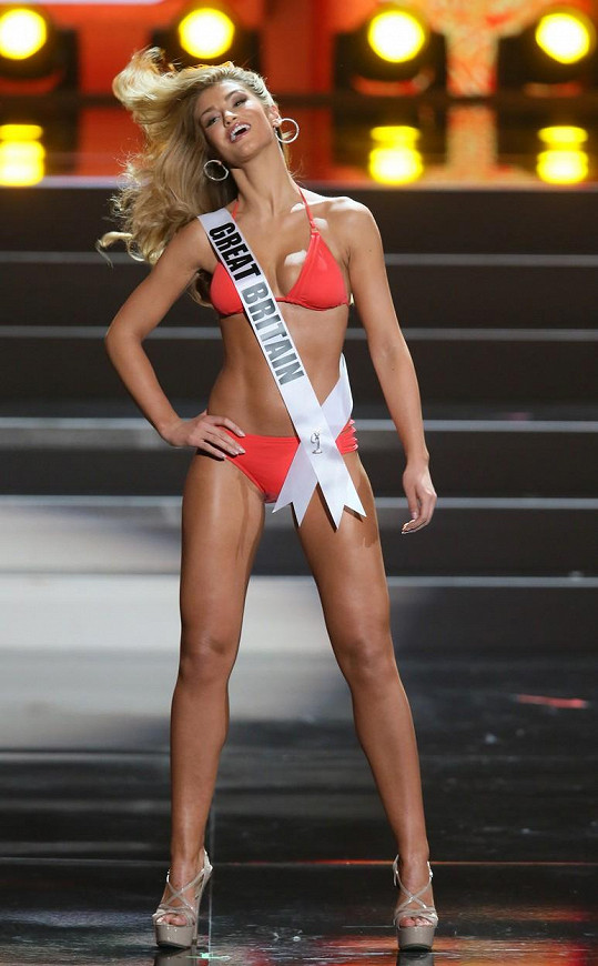 Před sedmi lety uspěla na Miss Universe.