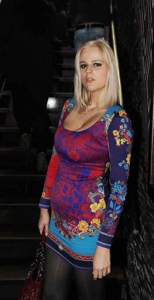 Ornella chce kvůli modelingu ještě zhubnout.