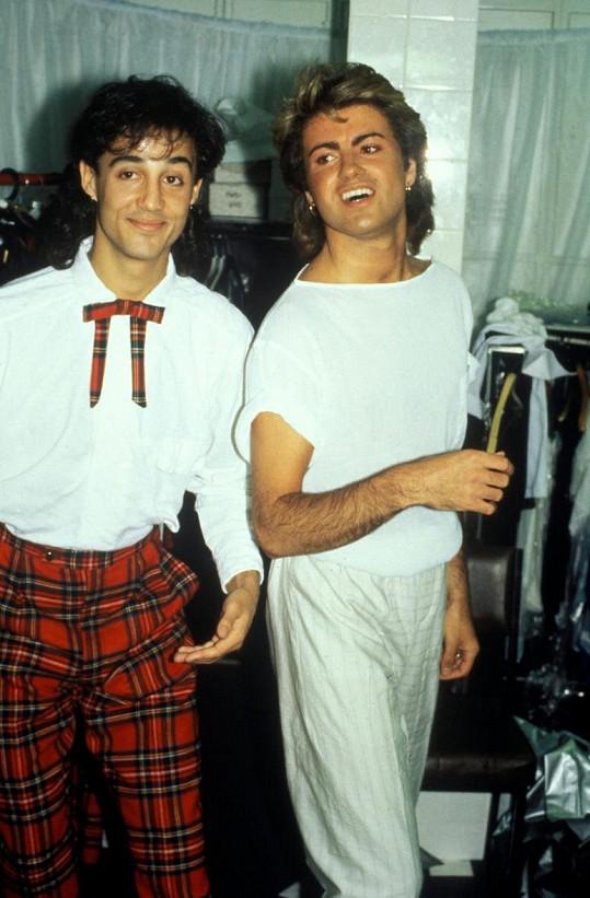 George Michael s Andrewem Ridgeleym