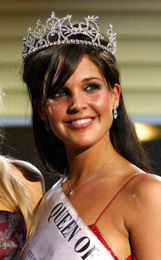 Danielle Lloyd je bývalou Miss Anglie a Velké Británie.