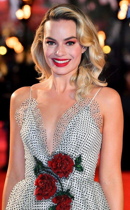 Robbie je mimořádně krásná herečka a také šikovná podnikatelka.