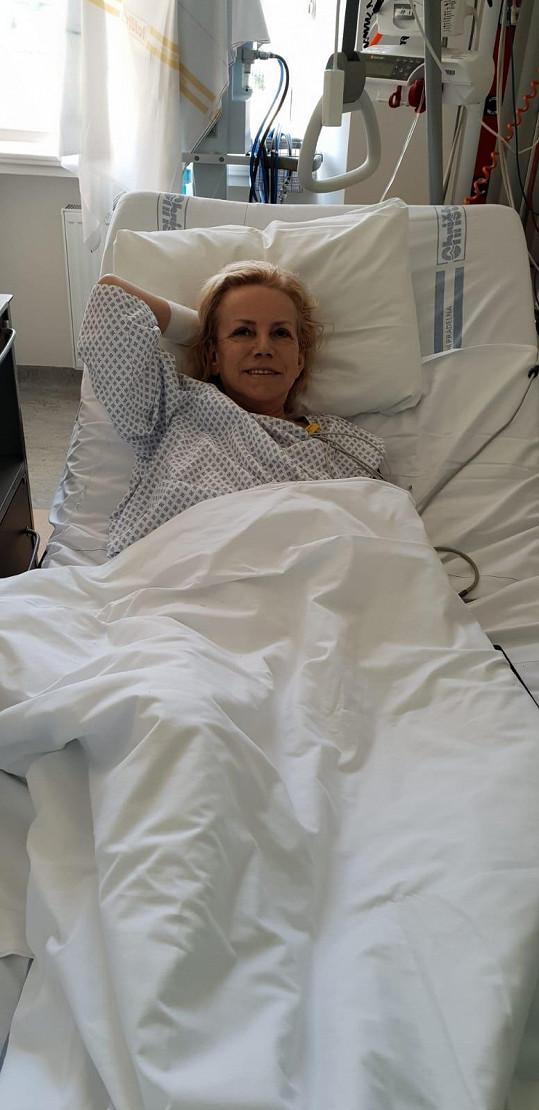 Hana Krampolová je nyní hospitalizovaná v Bohnicích (archivní foto).