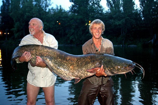 V novém pořadu se Jakub bude věnovat českým rybím legendám.