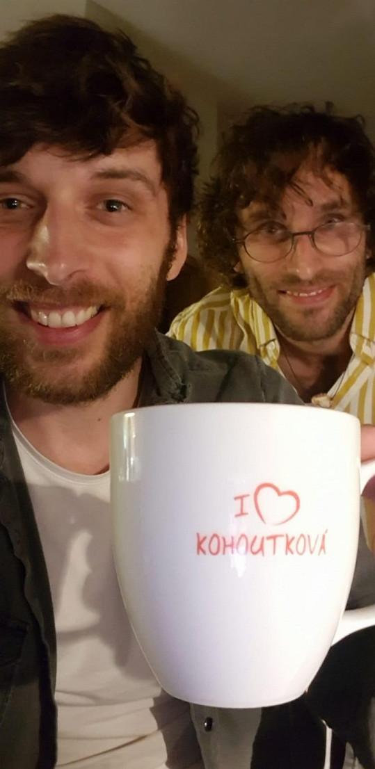 Roman Tomeš a Jakub Tomeš jsou dvojvaječná dvojčata.