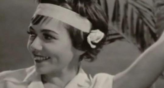 Usměvavá Jiřina Jirásková.
