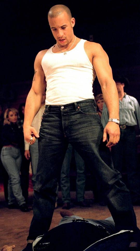 Vin Diesel v roce 2002.