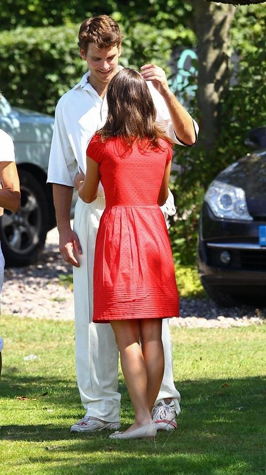 Pippa Middleton s Alexem.