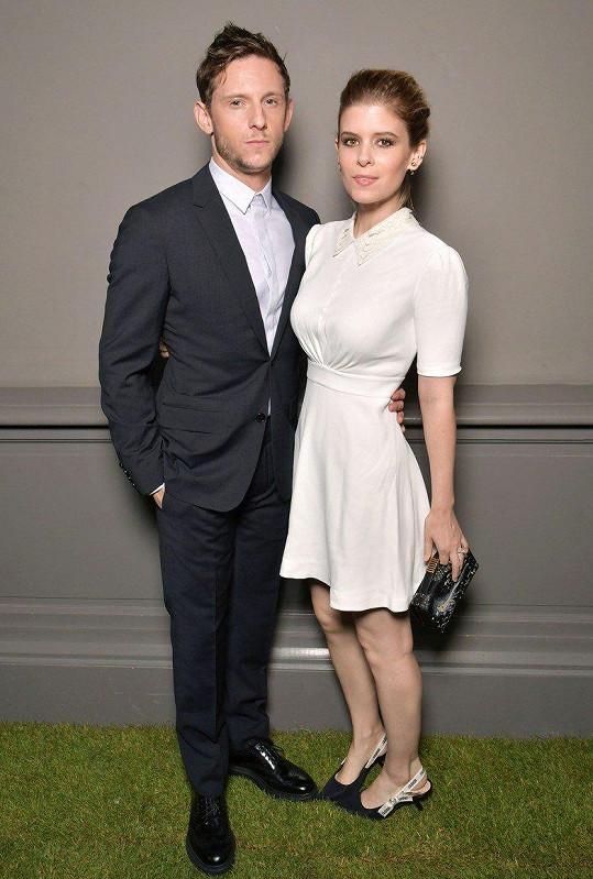 Kate Mara se nedávno provdala za herce Jamieho Bella.