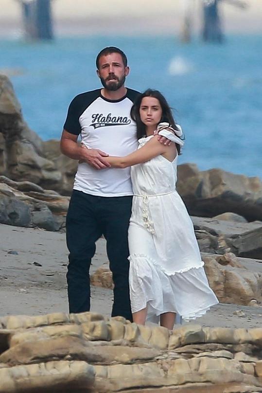 Ve skutečnosti je mužem jejího srdce Ben Affleck.