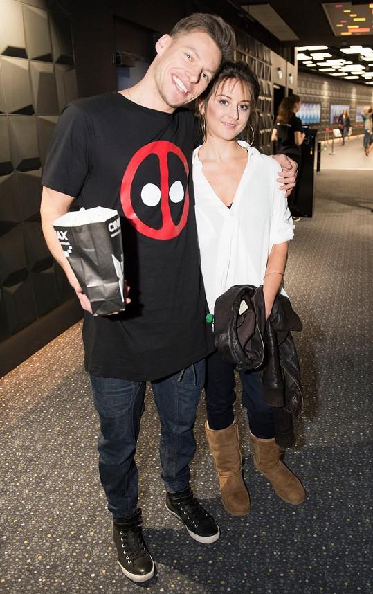 Thomas Puskailer s manželkou Abbie