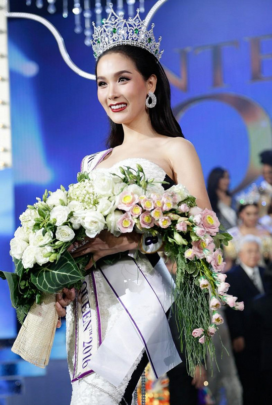 Miss International Queen 2016 Jiratchaya Sirimongkolnawin