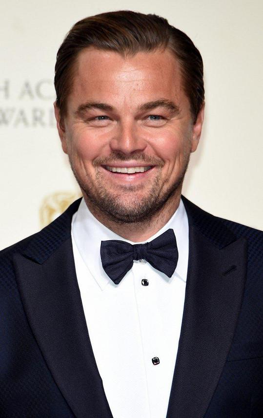 Leonardo DiCaprio je svými četnými románky s modelkami proslulý.
