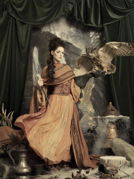 Klára Issová v kalendáři