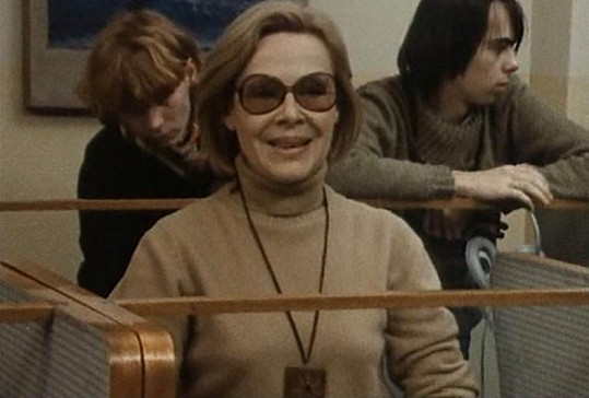 Herečka si zahrála i v seriálu Třetí patro.