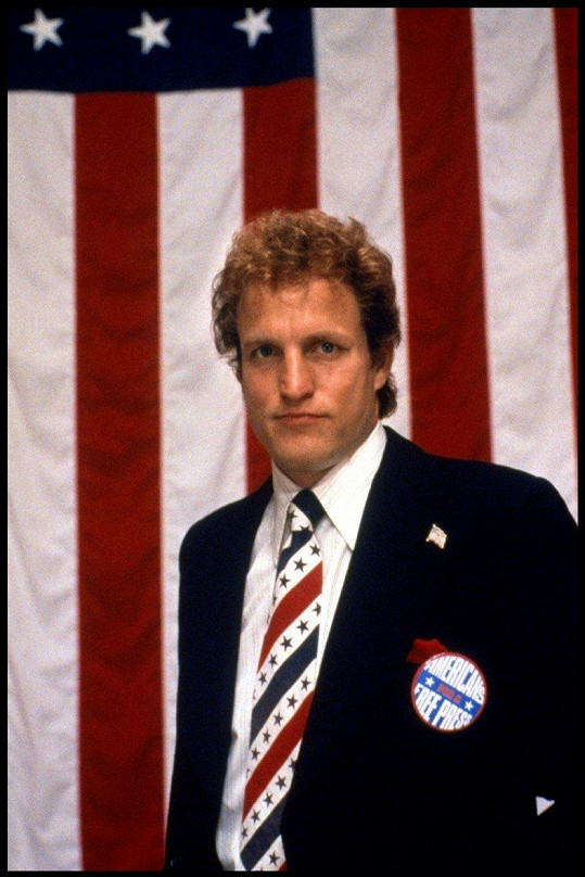 Woody Harrelson ve filmu Lid versus Larry Flynt (1996)