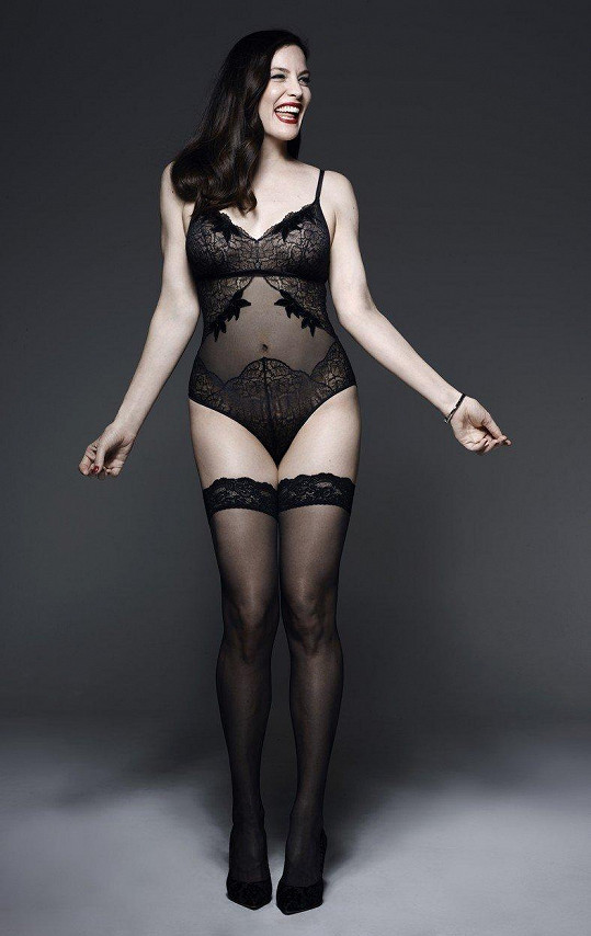 Krásná dcera rockera z Aerosmith Stevena Tylera (69) se stala tváří slavného výrobce dámského prádla.