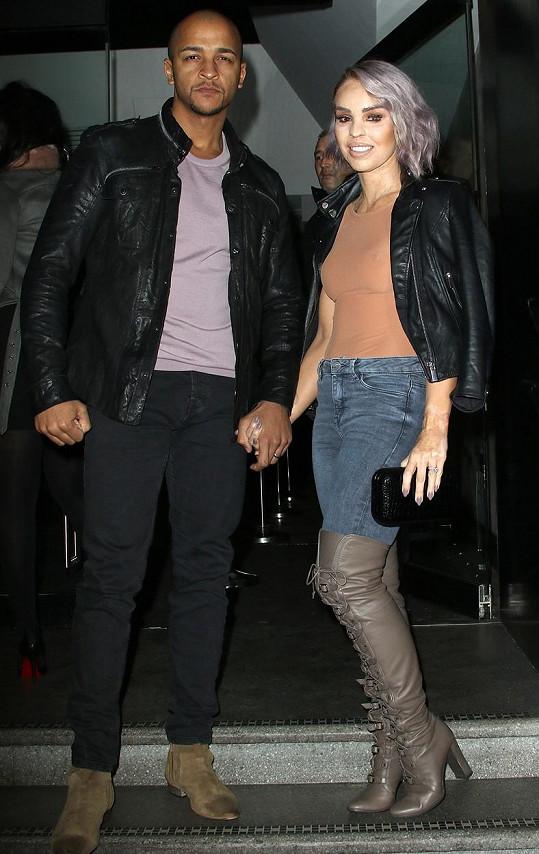 Katie Piper s manželem Richardem