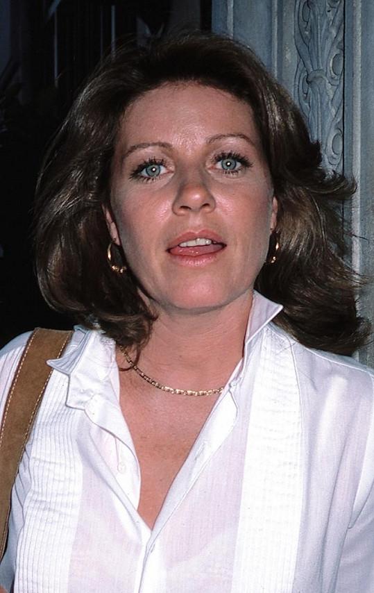 Takhle Patty vypadala v roce 1984.
