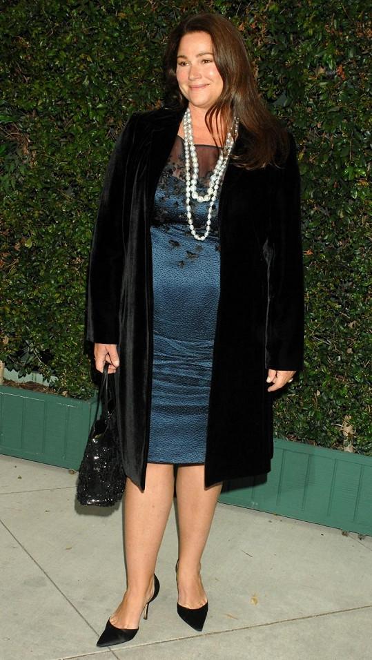 Manželka bývalého agenta 007 Pierce Brosnana.