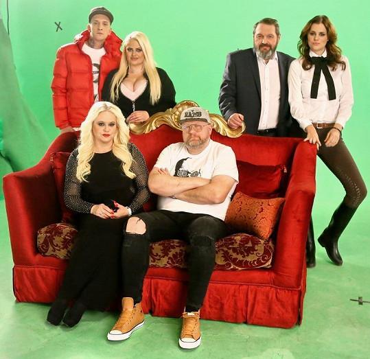 Pořad Štiky aspiruje na televizní bizarnost roku.