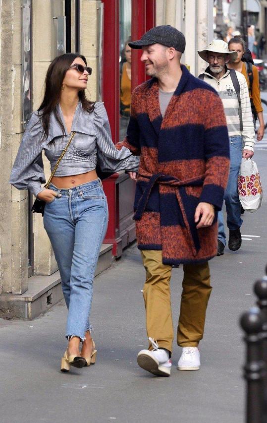 Paříž během týdne módy zaplnily celebrity ze všech koutů světa.