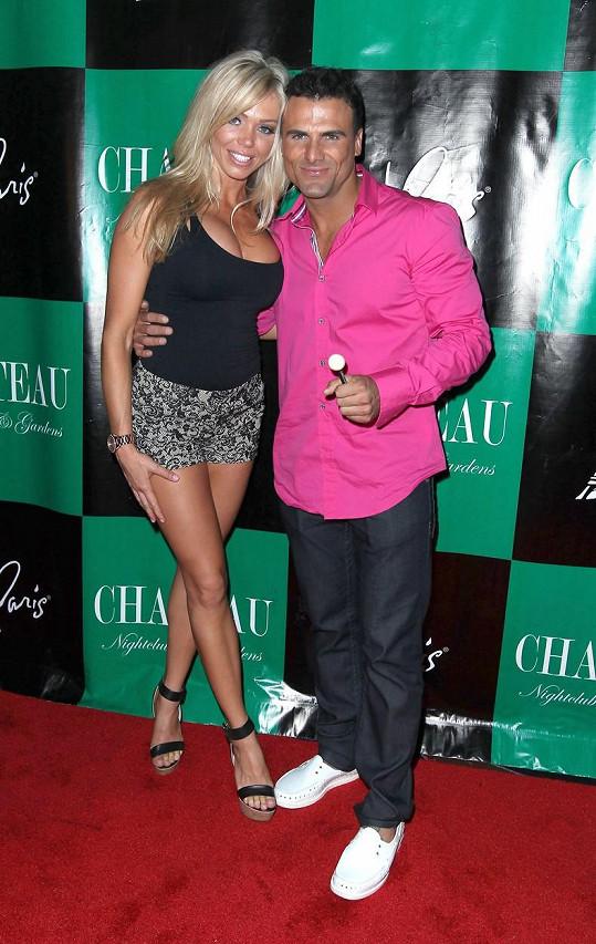 Loni s exmanželem Jeremym Jacksonem
