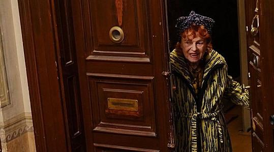 Iva Janžurová v nové komedii Jedině Tereza