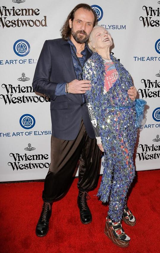 Vivienne Westwood a Andreas Kronthaler