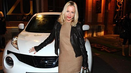 Na koncert dorazila také zpěvačka Martina Pártlová.