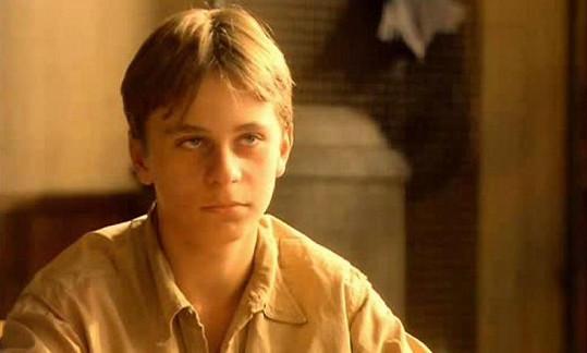 Marek Endal alias Rosenheim ve filmu Obecná škola.
