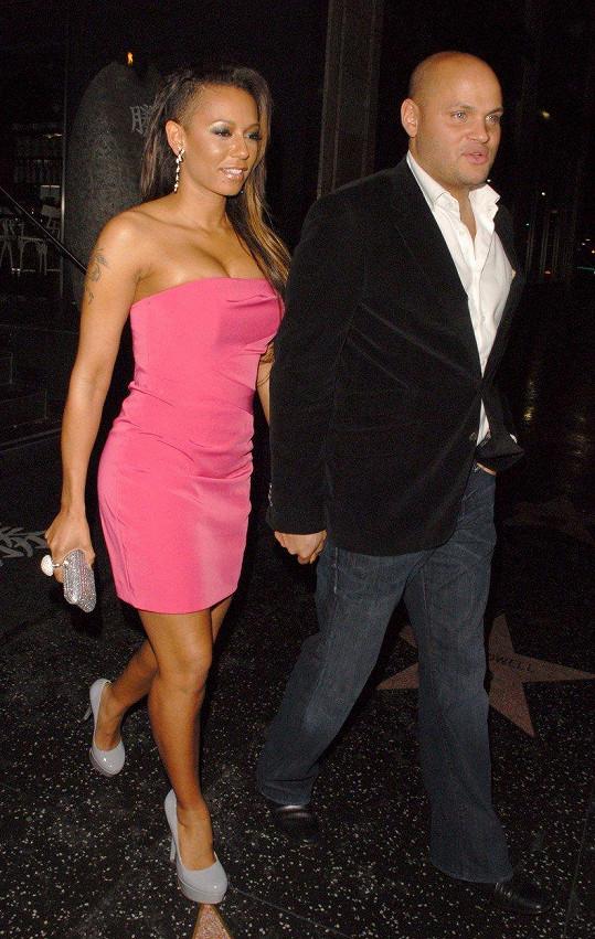 Mel B a Stephen Belafonte ukončili bouřlivý rozvod.