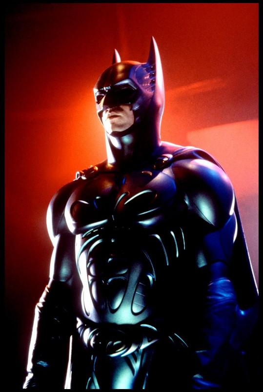 Ve filmu Batman navždy (1995) si zahrál komiksového hrdinu.
