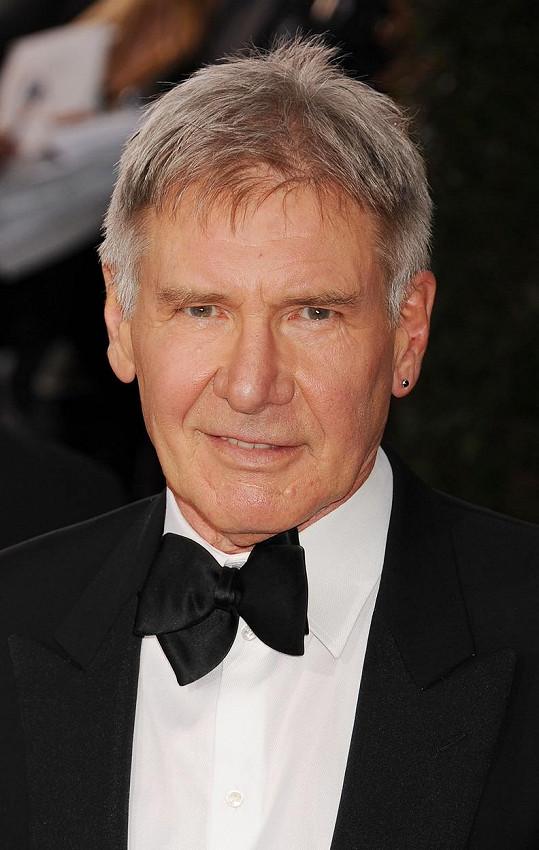 Harrison Ford dělal nábytek slavným.
