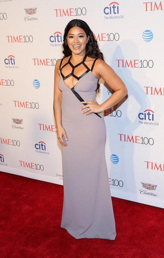Rodriguez na galavečeru magazínu Time v New Yorku