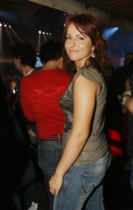 Katarína Knechtová v roce 2007