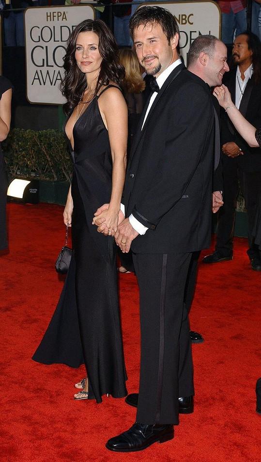 David Arquette a Courteney Cox spolu prožili jedenáct let.
