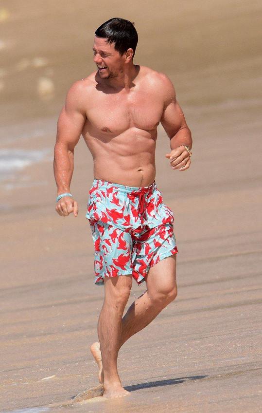 Nejlépe placený herec USA Mark Wahlberg (46)