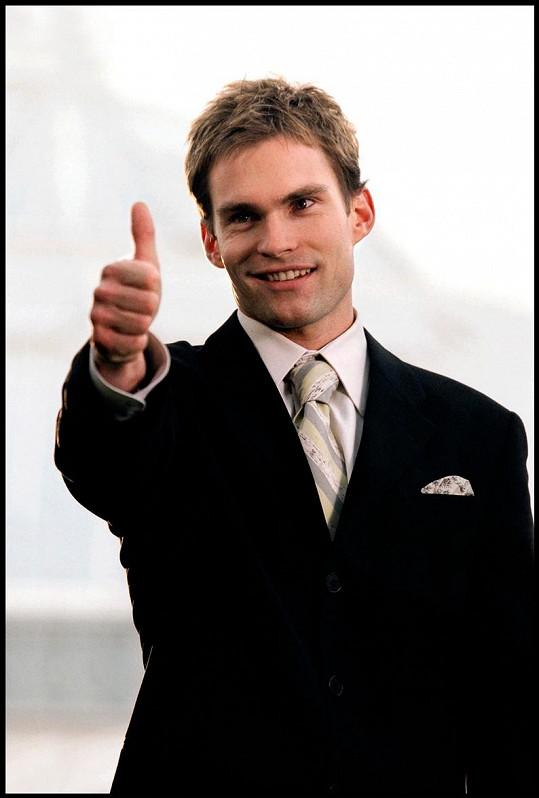 Roli si v roce 2003 zopakoval ve filmu Prci, prci, prcičky 3: Svatba