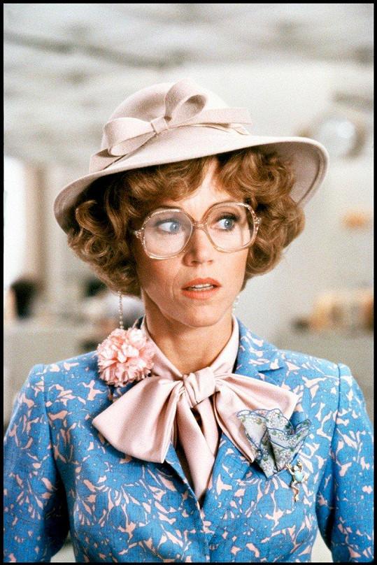Jane Fonda ve filmu Od devíti do pěti (1980)