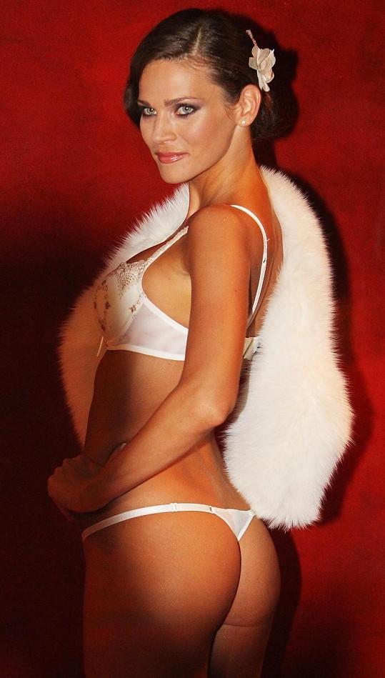 Andrea Verešová se může pochlubit fantastickou postavou.
