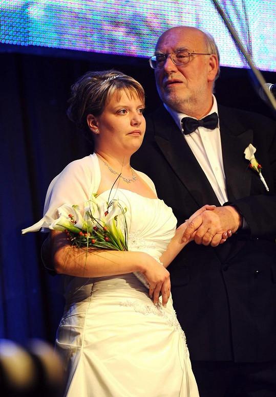 Honza Nedvěd se stal již počtvté novomanželem, Pavlínka poprvé.