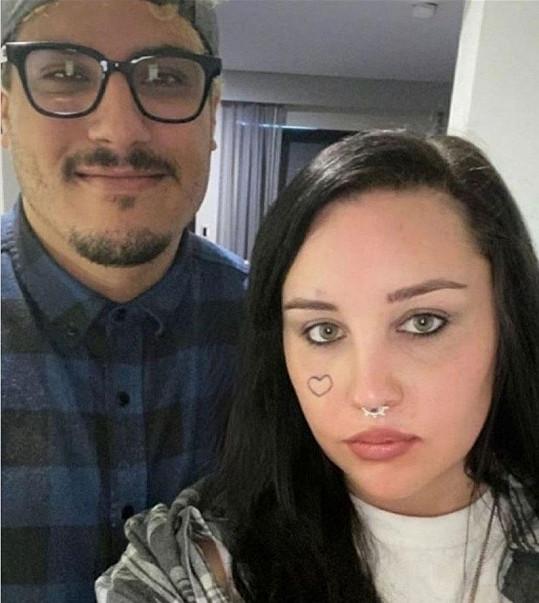 S Michaelem se herečka seznámila v léčebně.