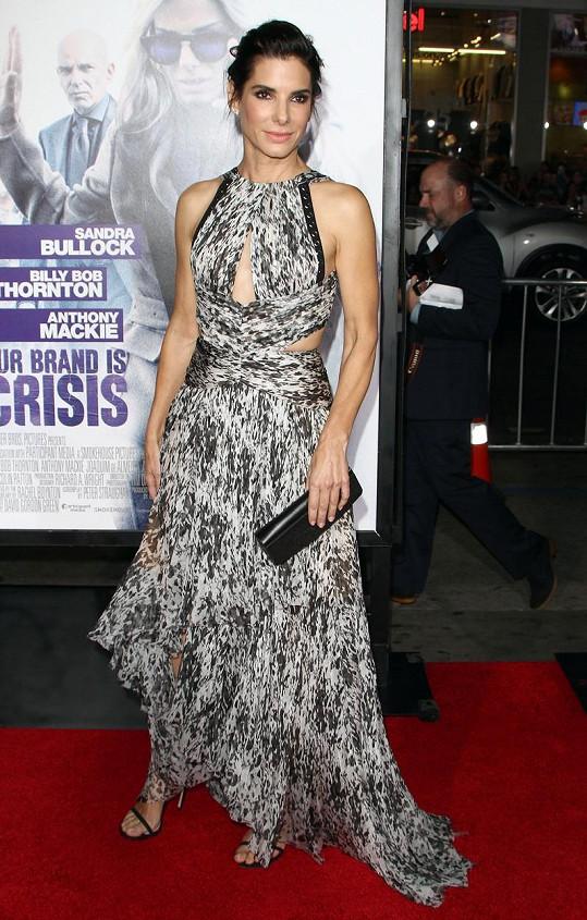 Sandra Bullock zastíní i o generaci mladší herečky.