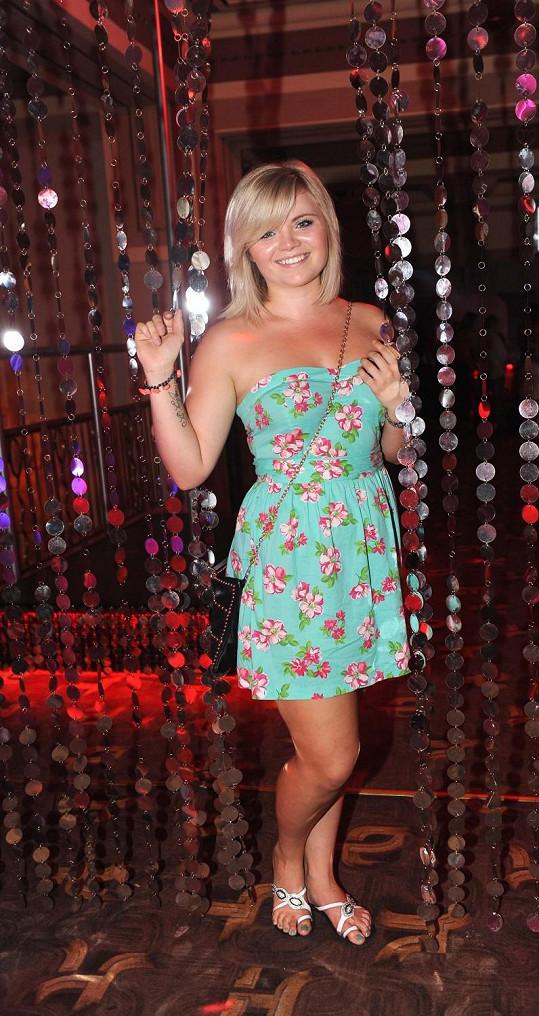 Veronika na párty