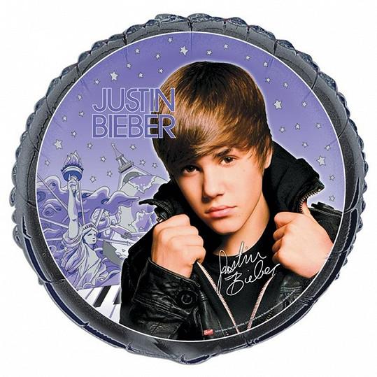 Tácek s Justinem Bieberem.